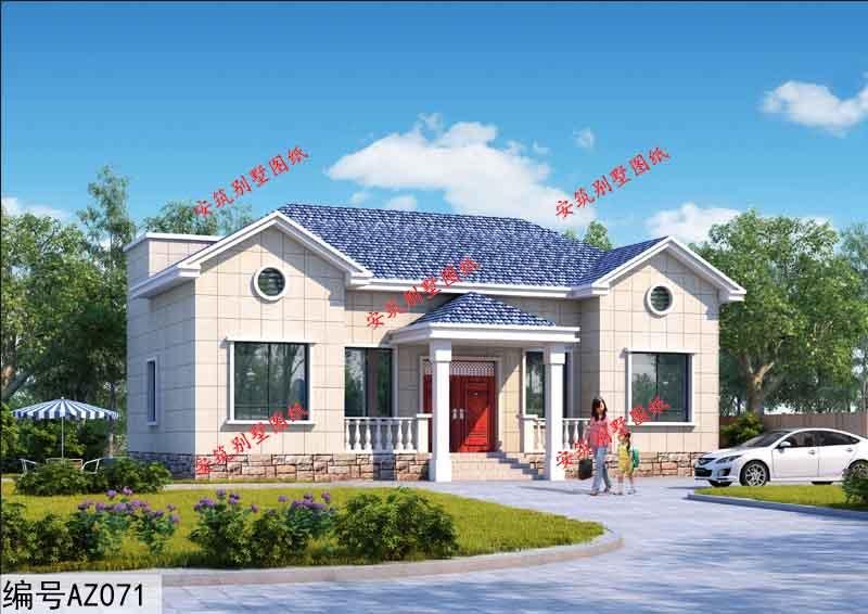 這房子是為了生活,不是為了炫耀?,F在很多農村自建的房子都是兩到三層的別墅,即使只有兩位老人在家,也要把房子建得高高的,那些不住在房里的人是一種浪費。與那些需要四五十萬元建的小洋樓相比,一間平房只需十萬多萬,這無疑是比較實用的。在這3套農村18萬元自建一層平房設計圖,設計感十足,建成后的效果是不可小瞧的!